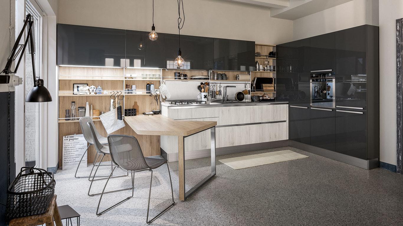 Veneta cucine milano showroom cucine milano for Rivenditori arredo 3