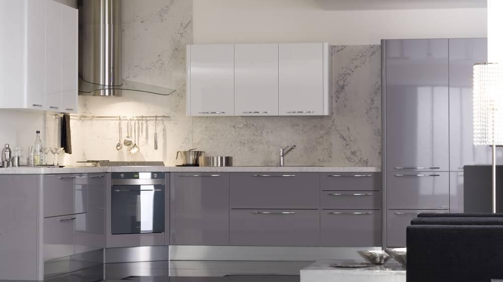 Cucina Colore Grigio Tortora ~ idee di design per la casa