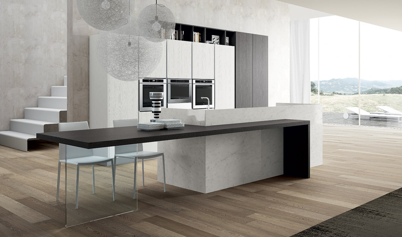 Italian kitchens Milan