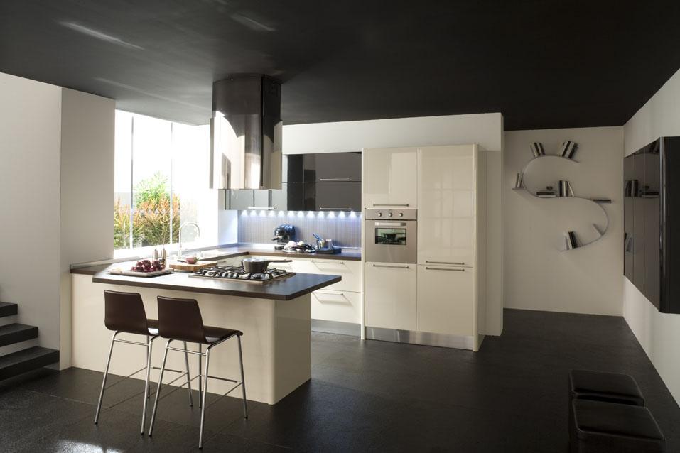 FORMARREDO DUE - Veneta Cucine Milano - modello Carrera - Showroom ...