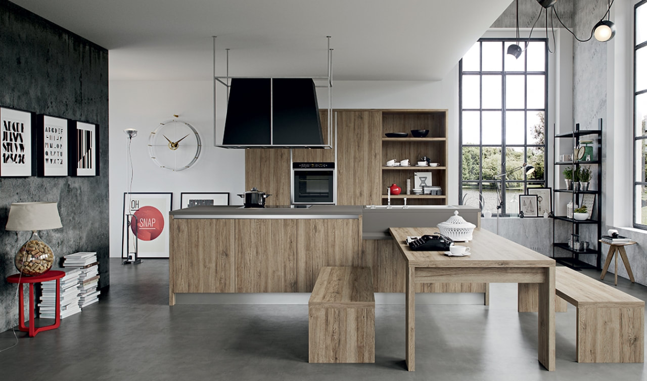 showroom cucine Milano