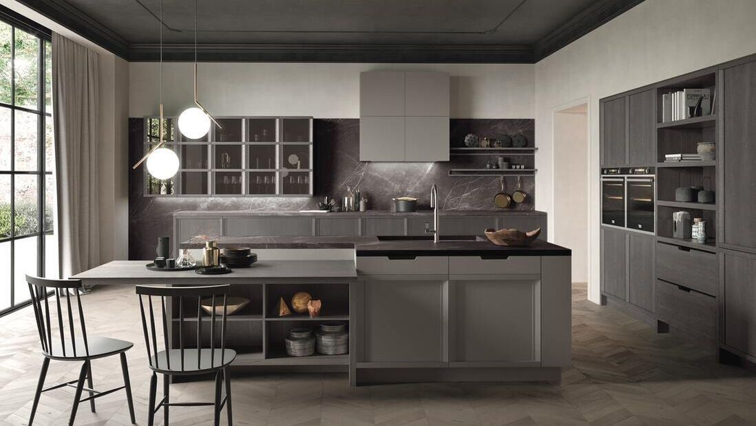 showroom cucine contemporanee milano