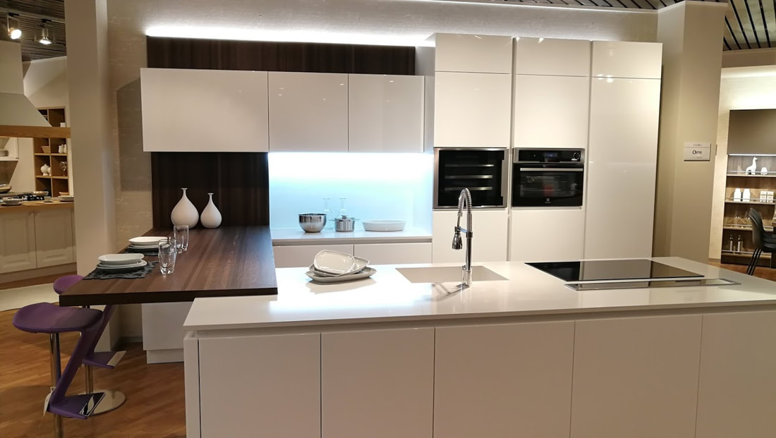 showroom veneta cucine milano
