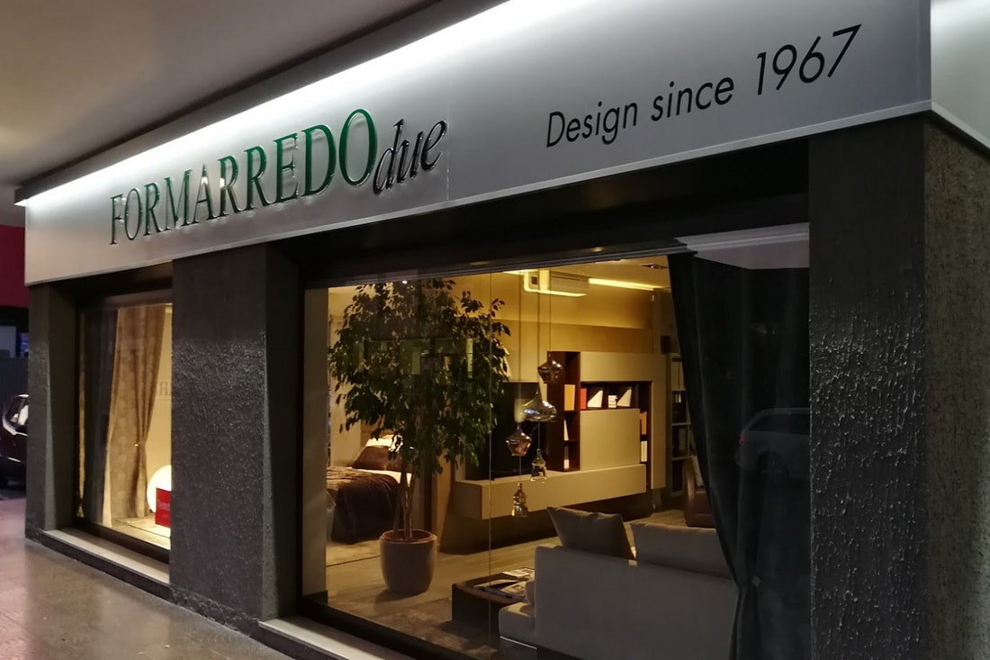 showroom arredamento lissone